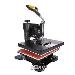 12X10 Digital Heat Press Machine Sublimation Transfer for T-Shirt Printer
