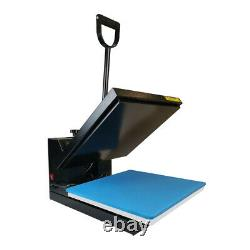 15x15in Clamshell Heat Press Machine Digital Transfer Sublimation for T-Shirt