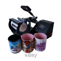 Mug Heat Press Machine Sublimation Digital Temperature Display for 11Oz Mugs Cup